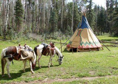 East Creek Camp